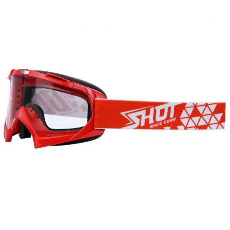 Masque SHOT VOLT RED
