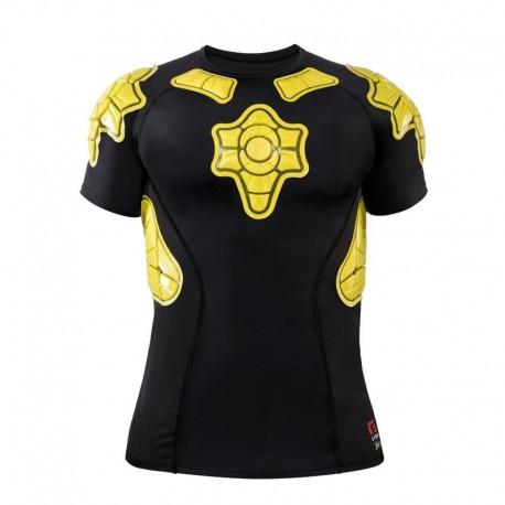 Tee-shirt de protection unisex G FORM noir gris