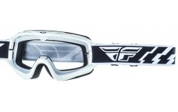 Masque FLY FOCUS white