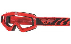 Masque FLY FOCUS red