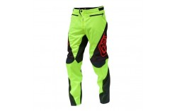 Pantalon TROY LEE DESIGNS SPRINT FLO YELLOW enfant