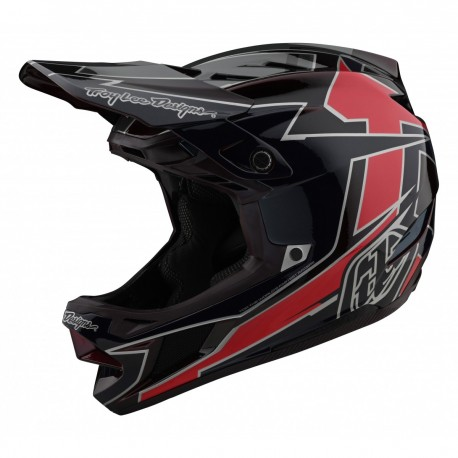 CASQUE D4 COMPO MIPS GRAPH RED