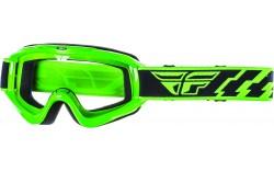 Masque FLY FOCUS green