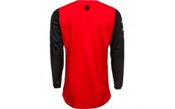 MAILLOT FLY KINETIC K220 2020 ROUGE/NOIR/BLANC
