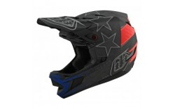 CASQUE D4 CARBON MIPS FREEDOM 2.0 BLACK/RED
