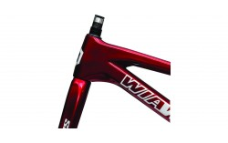 Cadre WIAWIS ATOM x rouge