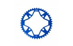 Couronne STAY STRONG RACE bleu