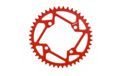 Couronne TANGENT Halo 104mm rouge