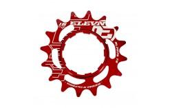 Pignon ELEVN aluminum polish