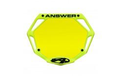 Plaque ANSWER 3D pro