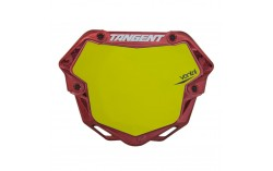 Plaque TANGENT ventril 3D pro chrome