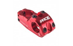 Potence PRIDE CAYMAN 31.8mm rouge