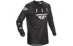 MAILLOT FLY UNIVERSAL 2021 NOIR