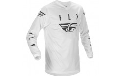 MAILLOT FLY UNIVERSAL 2021 BLANC