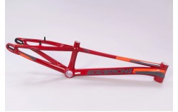CADRE STAY STRONG FOR LIFE V3 - RED / GREY / ORANGE
