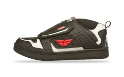 CHAUSSURES FLY TRANSFER NOIR/BLANC/ ROUGE